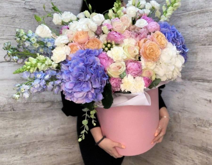 Безопасная Доставка Цветов